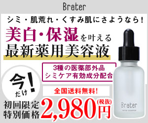 Brater(ブレイター)